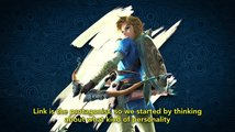 The Legend of Zelda: Breath of the Wild - making of video – Story and Characters