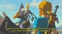 The Legend of Zelda: Breath of the Wild - making of video - Bonus Session