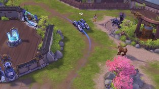 Heroes of the Storm - Hanamura Overview