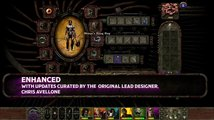 Planescape: Torment Enhanced Edition - Gameplay Trailer