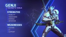 Heroes of the Storm - Genji spotlight