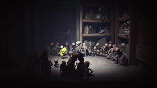 Little Nightmares - Childhood fears (Launch Trailer)