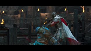 For Honor Trailer: The Centurion (Knight Gameplay) - Hero Series #14
