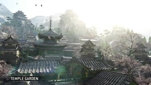 For Honor Season 2: Temple Garden Map Preview