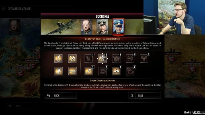 Sudden Strike 4 - General's Handbook #3 Generals