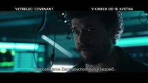 Vetřelec: Covenant: TV spot