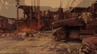 Post War Dreams - ukázka uměleckého stylu