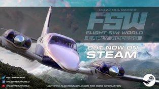 Flight Sim World - Early Access Trailer
