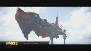 Raiders of the Broken Planet - 1. vývojářský deníček