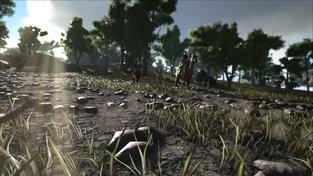 ARK: Hyaenodon, Megatherium, Megalania, Hesperornis, Yutyrannus, a další!