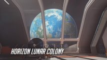 Overwatch - Nová mapa Horizon Lunar Colony