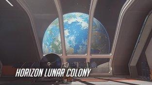 Overwatch - Nová mapa Horizon Lunar Colony