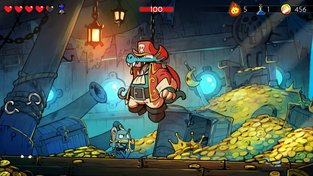 Wonder Boy : The Dragon's Trap PC Launch Trailer