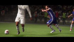 FIFA 18 Reveal trailer - Cristiano Ronaldo