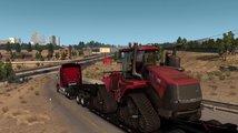 American Truck Simulator - Heavy Cargo Pack DLC trailer