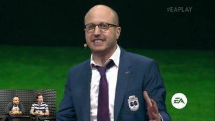 Electronic Arts E3 2017 konference s českým komentářem #gamesczE3