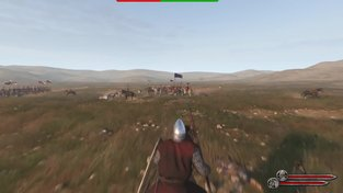 Mount & Blade II: Bannerlord E3 2017 Cavalry Sergeant Gameplay