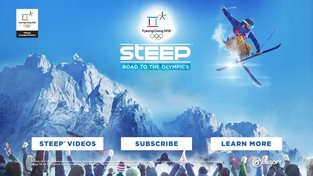 Steep: Road to the Olympics Expansion: E3 2017