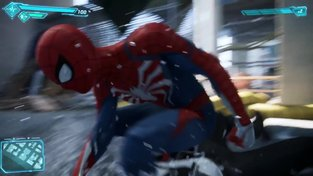 Spider-Man (PS4) 2017 E3 Gameplay