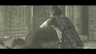 Shadow of the Colossus HD exclusively for PS3 trailer