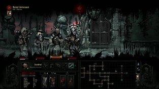 Darkest Dungeon - The Crimson Court - Launch Trailer