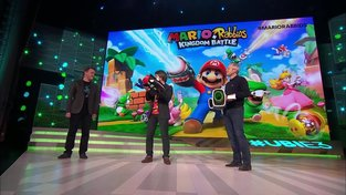 Mario + Rabbids Kingdom Battle: E3 2017 oficiální prezentace