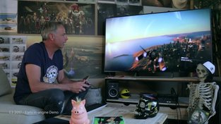 Beyond Good & Evil 2: E3 2017 First In-Engine Demo