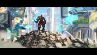 Overwatch - Doomfist origin story