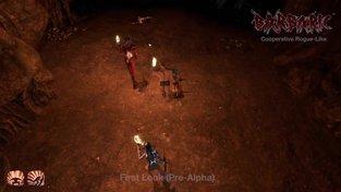 BARBARIC - Záběry z rané fáze hry