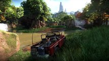 Uncharted: The Lost Legacy - Western Ghats Gameplay