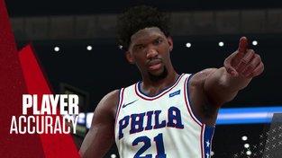 NBA 2K18 - umělecké ztvárnění