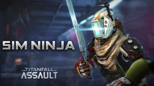 Titanfall: Assault - Sim Ninja trailer
