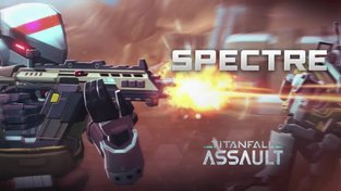 Titanfall: Assault - Spectres trailer