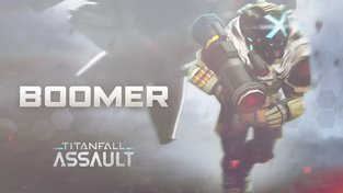 Titanfall: Assault - Boomer trailer