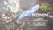 Titanfall: Assault - Ronin trailer