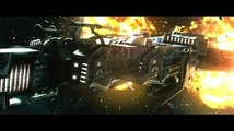 EVE: Valkyrie - Warzone | Announce Trailer