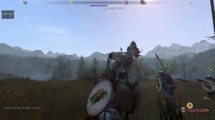 Mount & Blade II: Bannerlord - Gamescom 2017: Captain Mode - Battania vs Empire