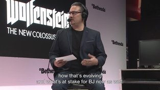 Wolfenstein II: The New Colossus - Staří známí