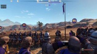 Mount & Blade II: Bannerlord Captain Mode - Khuzait vs Empire