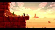 Video ke hře: SteamWorld Dig 2 – Release Date Trailer (Nintendo Switch)