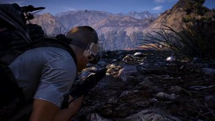 Tom Clancy's Ghost Recon Wildlands: Ghost War - PvP třídy: Sniper, Scaut, Pointman