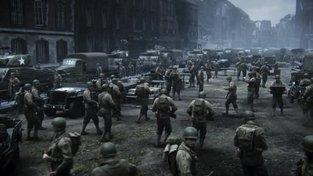 Call of Duty WW2 - Příběhová kampaň