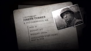 Call of Duty®: WWII - Meet the Squad: Turner