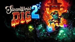 SteamWorld Dig 2 - startovní trailer
