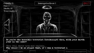 Interrogation - Teaser Trailer