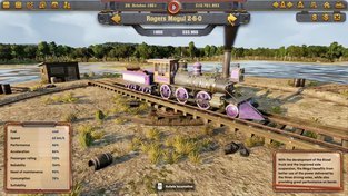 Railway Empire - How to play Trailer