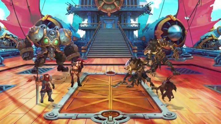 Battle Chasers: Nightwar - Gameplay Trailer