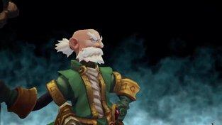 Battle Chasers: Nightwar - Hrdina Knolan