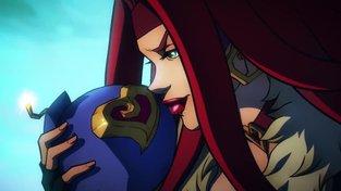 Battle Chasers: Nightwar - Hrdinka Red Monika