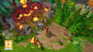 Dungeons 3 - Short Trailer